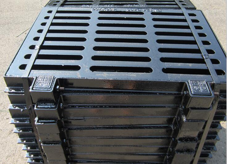 Ductile Cast Iron Gully Grates