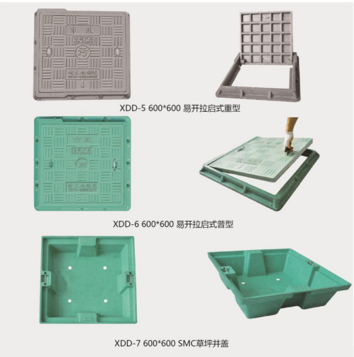 Glass reinforced plastic cover from China factory | GRP